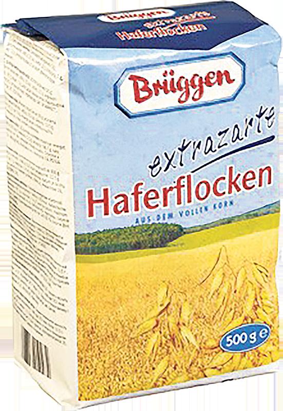 Zobene pahuljice Bruggen 500g