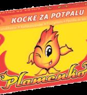 Kocke za potpalu Plamenko