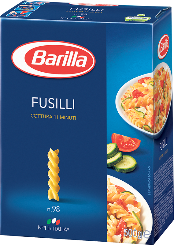 Tjestenina Barilla 500g
