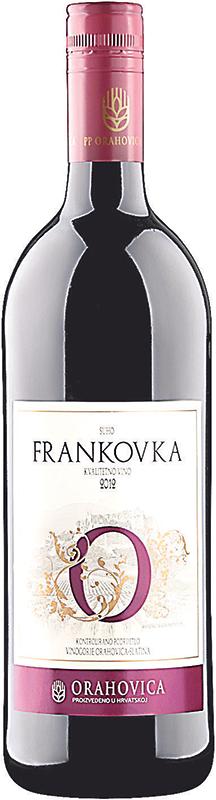 Vino Frankovka Orahovica 1l