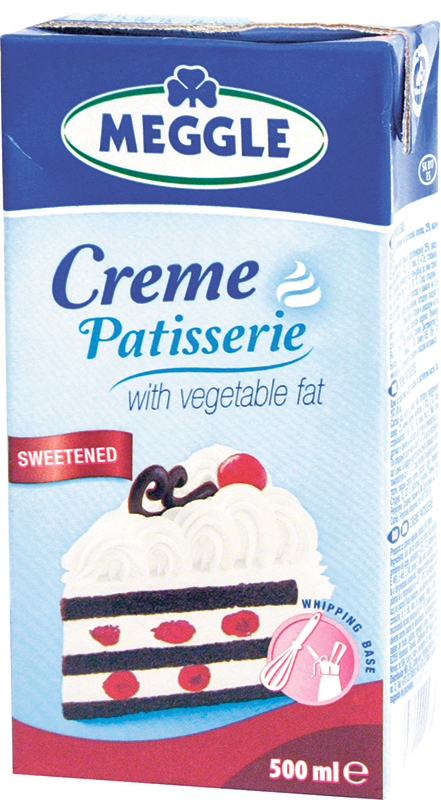 Šlag pripravak Creme Patisserie 500ml