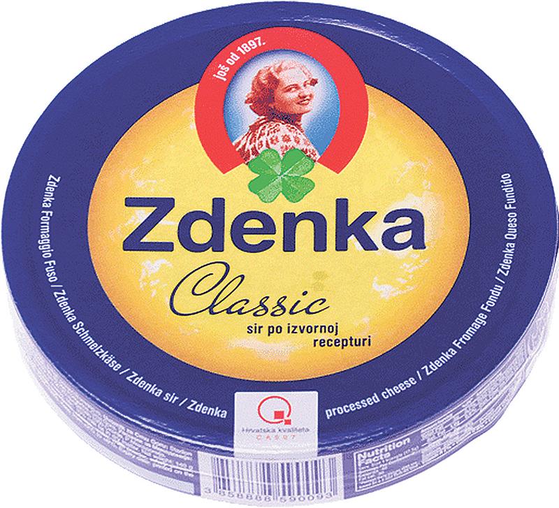 Topljeni sir clasic 140g