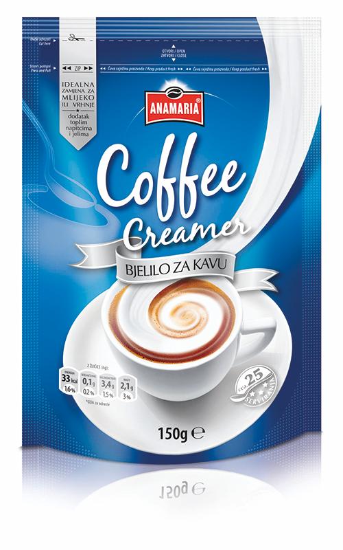 Bjelilo za kavu Anamaria 150g