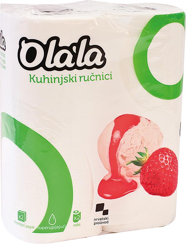 Papirnati ručnici Ola'la