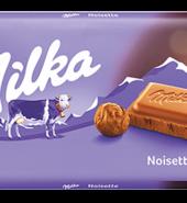 Čokolada Milka noissete 80g