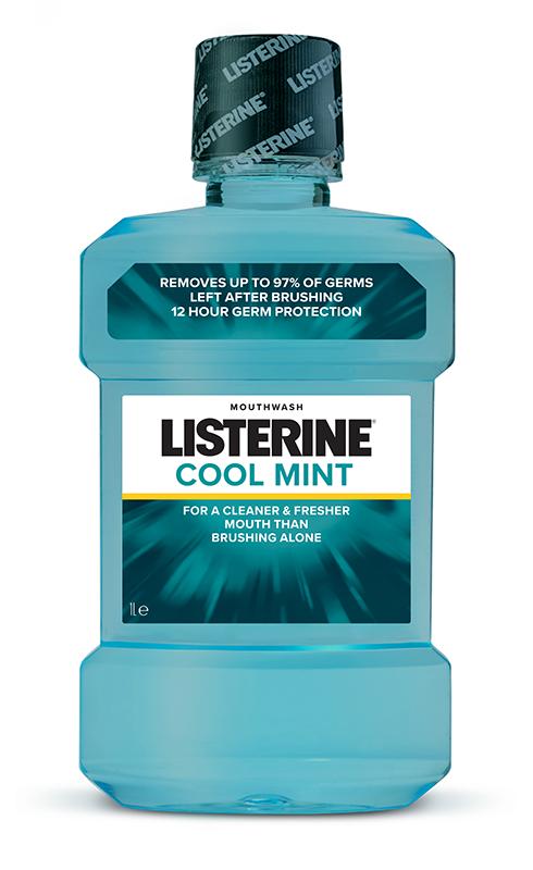 Vodica za ispiranje usta Listerine 1l