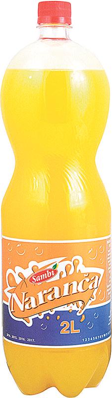 Sambi naranča 2l