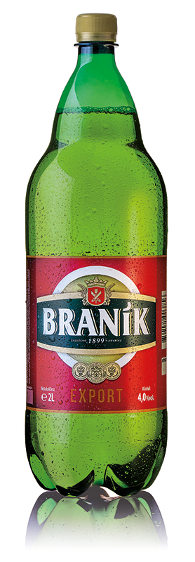 Pivo Branik 2l
