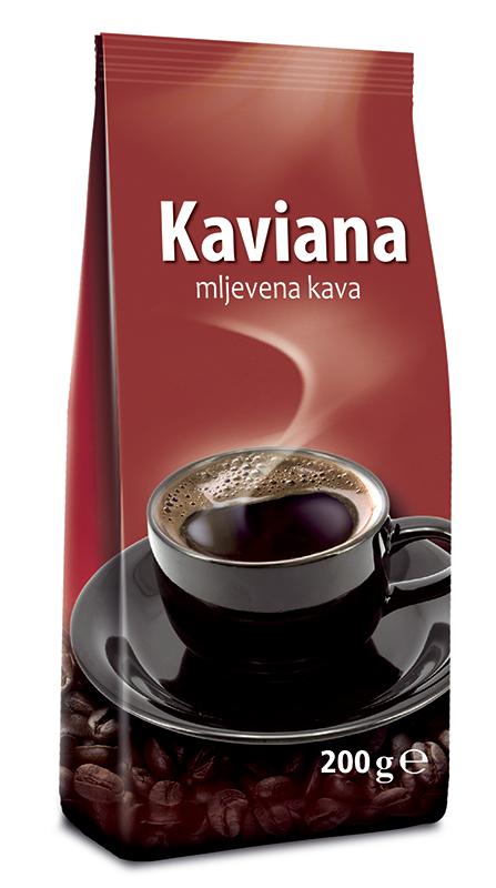 Kava mljevena Kaviana 200g