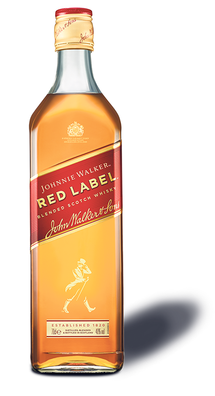 Johnnie Walker red label 0,7l