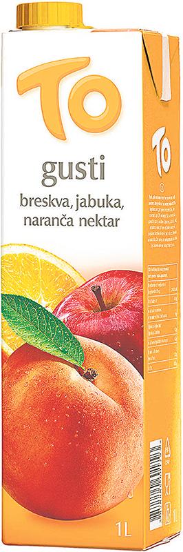 To nektar gusti 1l