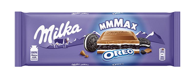 Čokolada Milka Oreo 300g