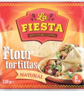 Tortilla La Fiesta 320g