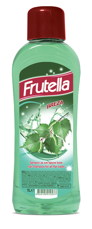 Šampon Frutella 1l