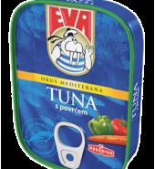 Tuna s povrćem 115g