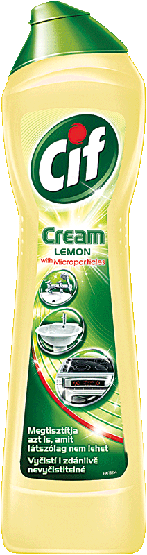 Cif cream lemon 500ml