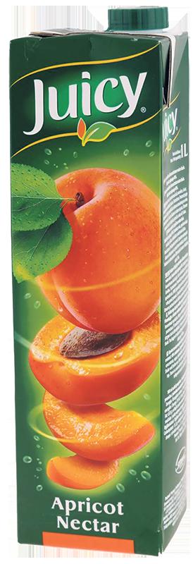 Juicy nektar marelica-breskva-jabuka 1l