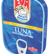 Tuna filet u biljnom ulju 115g