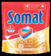 Tablete za perilice posuđa Somat gold 18/1