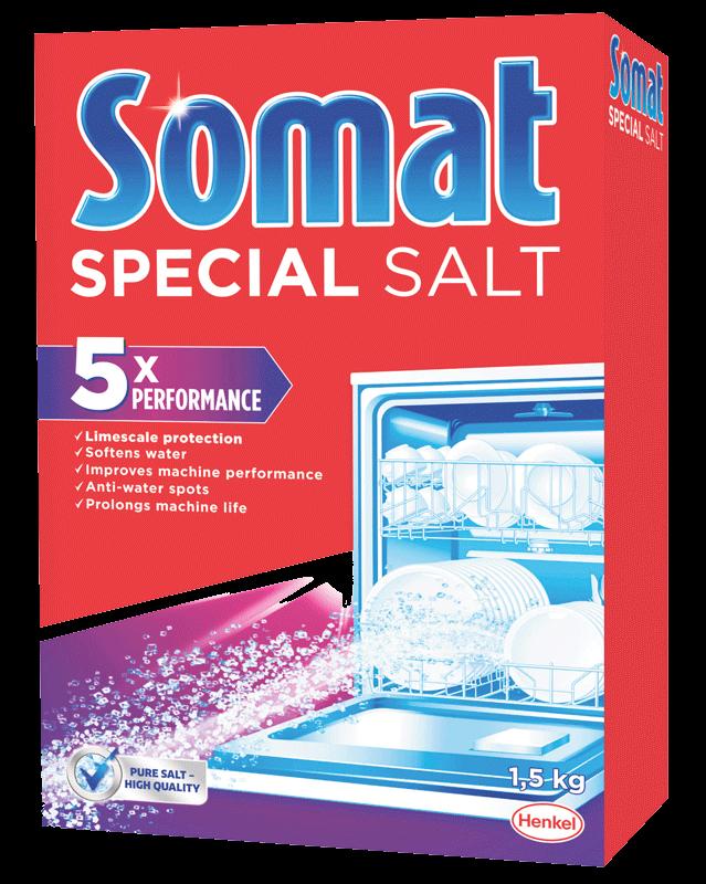 Sol za perilice posuđa 1,5kg
