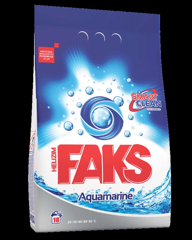 Deterdžent za rublje Faks  smart clean 1,17kg